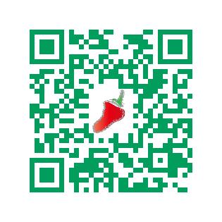 韓国料理レシピブログ携帯読み込みようIQコード