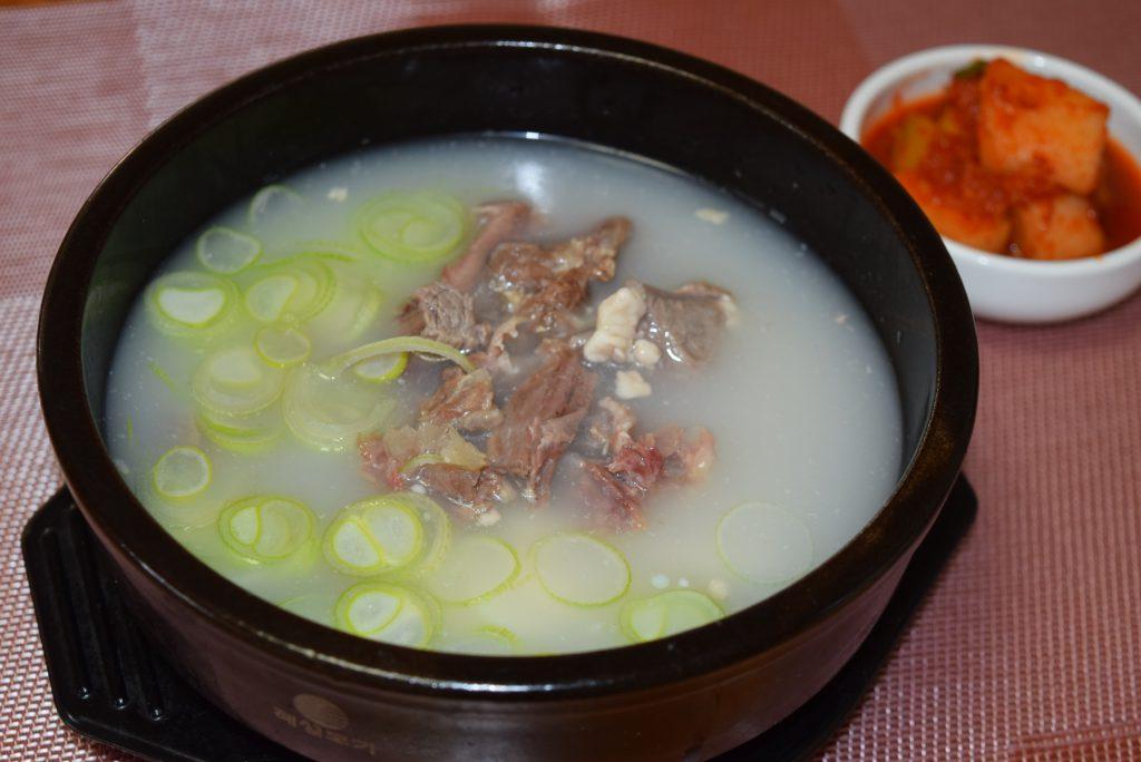スープ コムタン